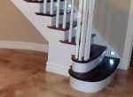 Marble Gallery Staircase